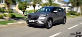 Hyundai Creta fecha abril como o segundo SUV compacto mais vendido do País