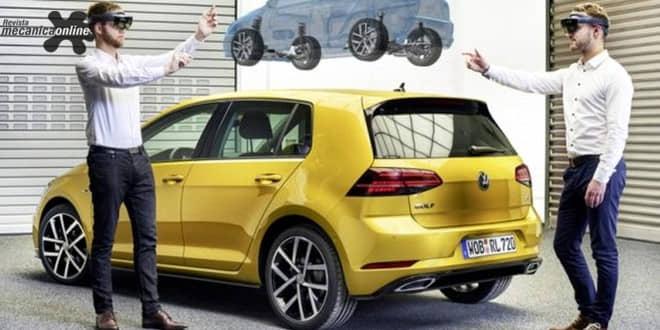 Como a Volkswagen está desenvolvendo virtualmente o carro do futuro