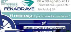 EXPOFENABRAVE começa hoje em São Paulo indicando confiança na retomada do setor automotivo