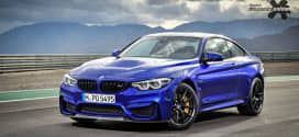 BMW M4 CS é confirmado para o Brasil