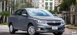 Chevrolet Cobalt 2018 reforça pacote de segurança