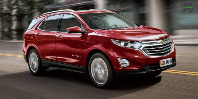 Chevrolet Equinox, que será vendido no Brasil, aparece primeiro na Argentina