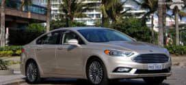 Ford Fusion cresce mais de 11% e amplia a liderança nos sedãs de luxo