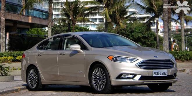 Ford mostra a tecnologia do Fusion Hybrid no congresso brasileiro de inovação da indústria