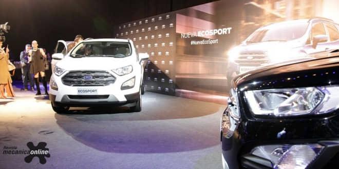 """Ford faz """"avant-première"""" exclusiva do novo EcoSport"""