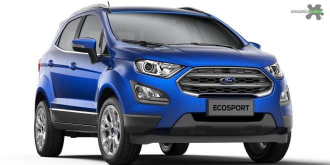 Pré-venda do Novo EcoSport começa no final de julho
