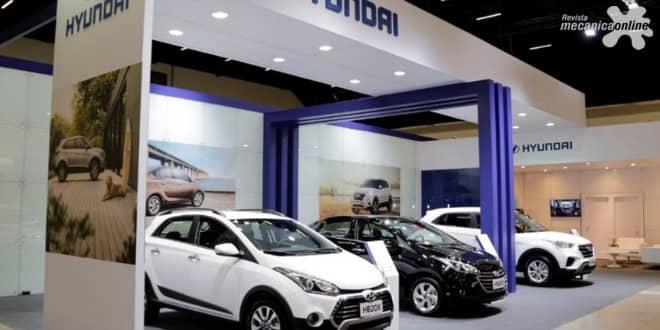 Hyundai Creta é um dos destaques da Reatech 2017