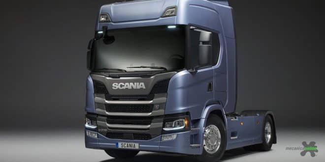 Nova geração de motores Scania Euro 6 V8 alcançam melhores padrões de eficiência de combustível