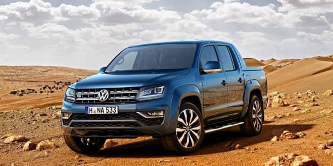 """Volkswagen Amarok é a primeira picape do mundo a ganhar o """"International Pick-up 2018"""" pela segunda vez"""