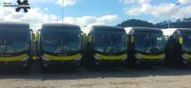 20 Volksbus renovam frota de fretamento da Transporte e Turismo Coral