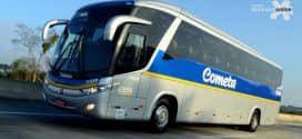 Viação Cometa renova frota com ônibus Mercedes-Benz