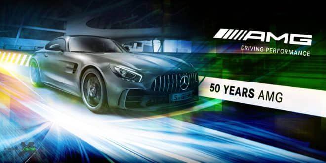 Mercedes-Benz AMG Performance Tour – R$ 10 milhões em veículos na pista. Aceleramos muitos. Confira!