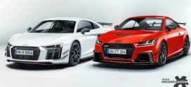 Audi cria nova linha de componentes esportivos para os modelos R8 e TT