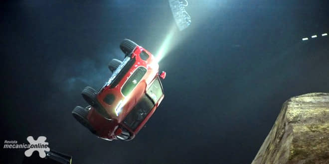 Bastidores: Como a Jaguar conseguiu fazer a manobra em espiral com seu novo SUV E-Pace