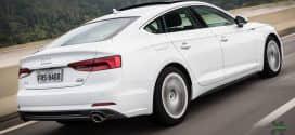 Nova geração do Audi A5 Sportback parte de R$ 189.990