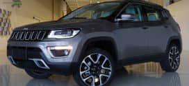 Jeep Compass ganha nova versão diesel na linha 2018