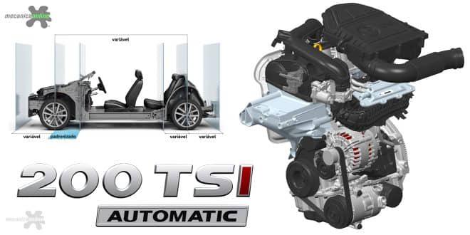 Volkswagen vai lançar motor TSI de 200 Nm de torque e 128 cv de potência no Polo