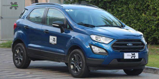 Vídeos | Novo Ford EcoSport 2018