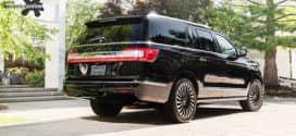 Ford apresenta nos EUA o novo Lincoln Navigator 2018, o maior e mais luxuoso SUV da marca