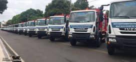 Lote com 24 IVECO Tectors é entregue para cidades do Oeste do Pará