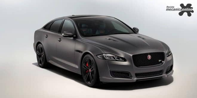 Jaguar apresenta novo XJR575