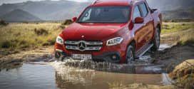 Mercedes-Benz Classe X – a picape para todos os estilos de vida