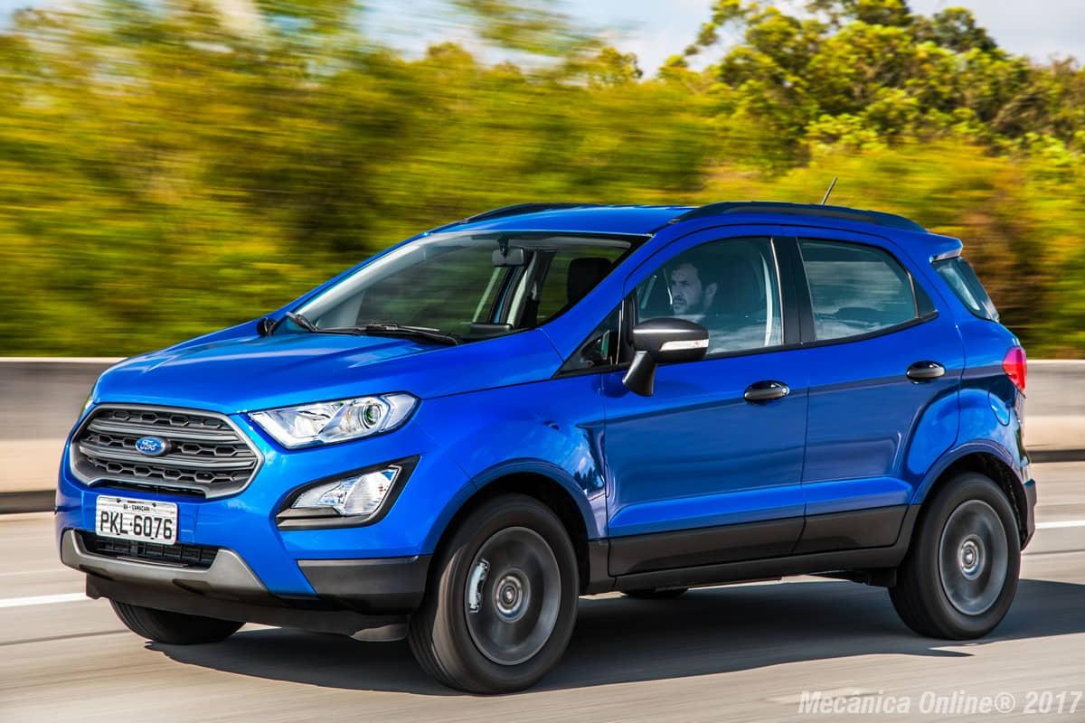 Ford Ecosport 2018 Chega Com O Melhor Conte U00fado Do Segmento