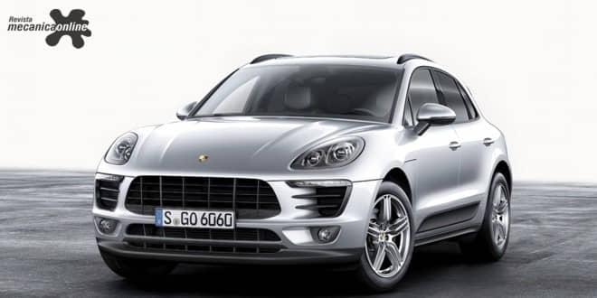 Porsche oferece aos seus clientes revisão do Macan 2.0 com preço fixo