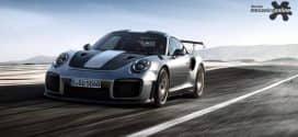 Porsche apresenta o 911 mais potente de todos os tempos