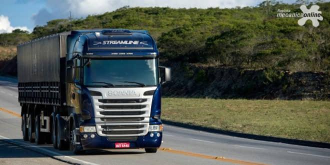 Scania fecha primeiro semestre com crescimento em todos os segmentos