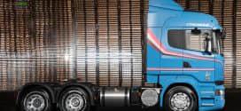 Scania Rovema leva caminhão especial de 60 anos para feiras no Acre e Rondônia