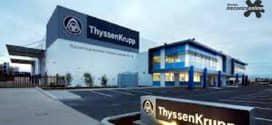 Trabalhando com os clientes para desenvolver o futuro: thyssenkrupp no Salão de Frankfurt