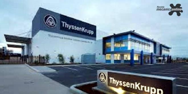Thyssenkrupp investe em novas tecnologias para impulsionar o downsizing de motores para veículos leves