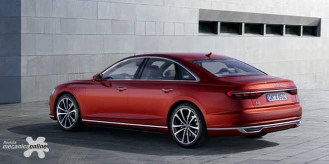 O novo Audi A8: futuro da classe de luxo