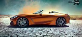 BMW Z4 Concept: Liberdade sobre quatro rodas