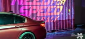 BMW e EA estreiam o novo BMW M5 em Need For Speed Payback
