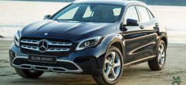 Novo Mercedes-Benz GLA ganha reforço nos elementos de design interior e exterior