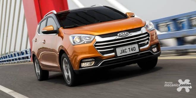 JAC T40 é nova opção para o segmento de entrada de SUV'S
