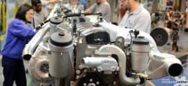 Mercedes-Benz fornece motores brasileiros para o Grupo Daimler