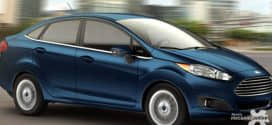 Ford lança o New Fiesta Sedan 2017, bem equipado e com Central Multimídia Sync 3