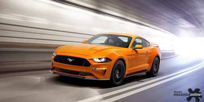"""Novo Ford Mustang GT terá """"modo bom vizinho"""" para silenciar o ronco do motor V8"""