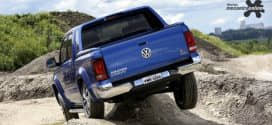 Nova Amarok Extreme é destaque da Volkswagen na 40ª Expointer