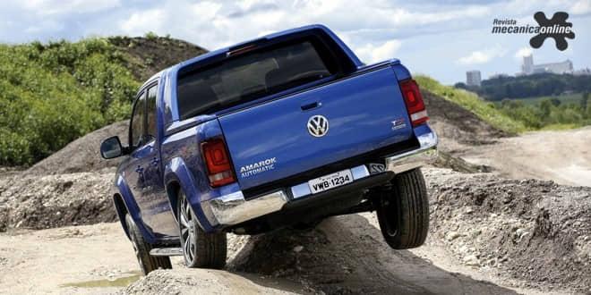 """Volkswagen promove o """"Território Amarok"""" para clientes fidelizar e atrair novos consumidores de picapes médias"""