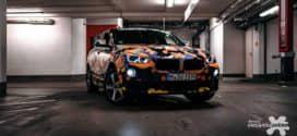 """Novo BMW X2 aparece camuflado em expedição na """"selva urbana"""""""