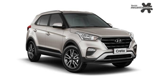 Novo Hyundai Creta Pulse Plus se destaca pelos equipamentos de série