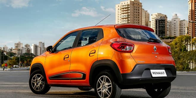 Renault inova mais uma vez com o Kwid, o SUV dos compactos