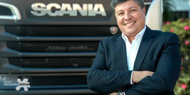 Scania fala do impacto da tecnologia nos negócios do transporte
