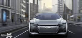 O carro-conceito Audi Aicon – um autônomo rumo ao futuro