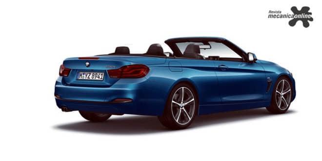 BMW Série 4 Cabrio Sport estreia nas concessionárias do país