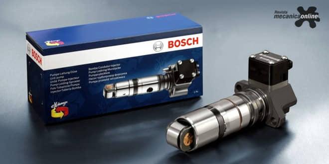Bosch destaca diferenciais de produtos remanufaturados